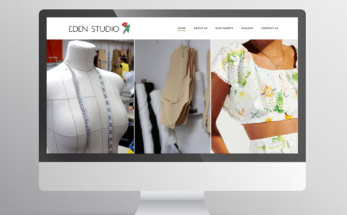 Eden Studio London Website